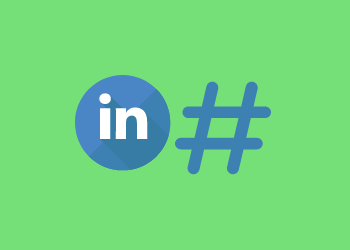How to search for hashtags on LinkedIn