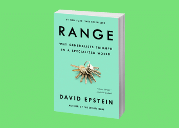 Book review: Range by David Epstein